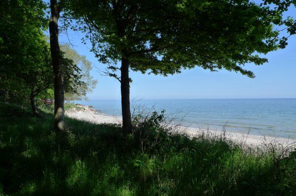 Falster Ostseeküste und Sandstrand