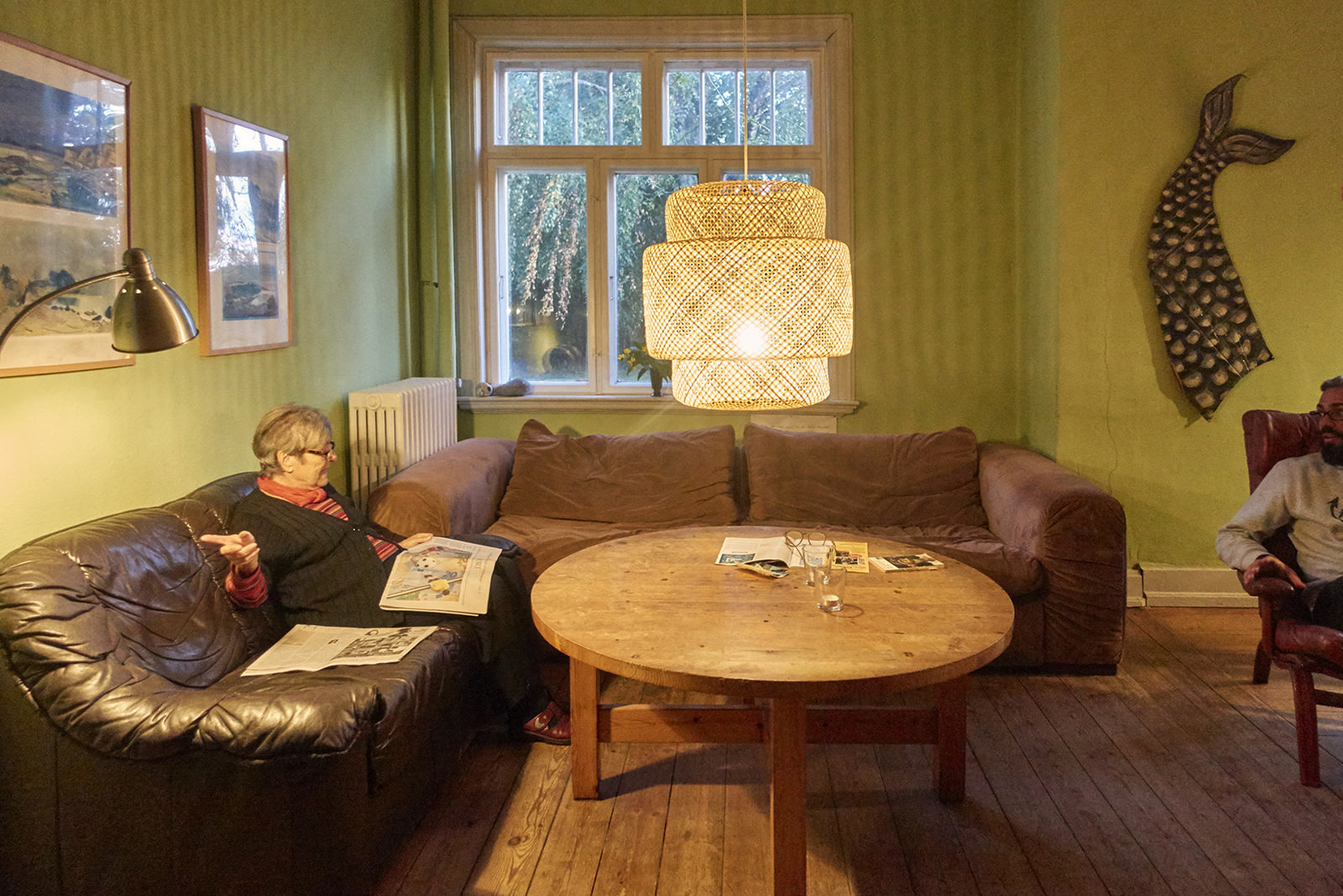 Neue Leuchten Fur Das Haus Blog Falsterhus