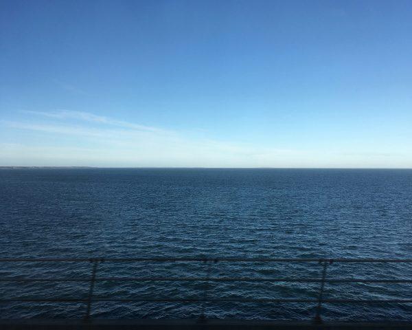 Ostsee. Querung des Großen Belts